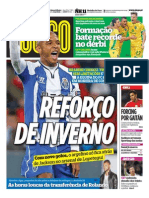 Jornal OJogo – 05.02.2015