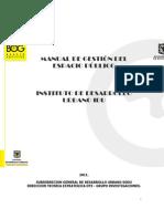 MGEP Manual de Gestión de Espacio Público 3 MARZO2011