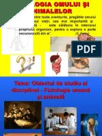 1 P I Fiziol  T  1 Obiect de studiu st.ppt