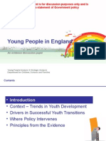 Young People in England