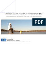 MDH Climate Change Profile Report