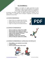 Documento Resumen Del Floorball