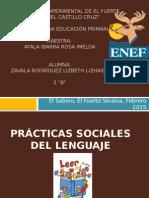 Practica Social Del Lenguaje