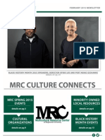February 2015 MRC Newsletter