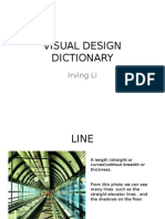 visual design dictionary pptx
