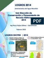 SDCPRH logros 2015 05.02.15