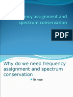 18599_Frequency Assignment and Spectrum Conservation