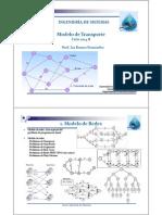 4. Modelo de Transporte y Trasbordo