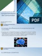 Estrategias de Influencia en El Comportamiento Del Consumidor