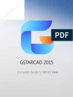 GstarCAD 2015 User Guide