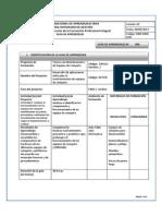 Sistema Integrado de Gestion 2015