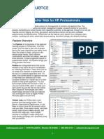 PCRecruiter HR Overview