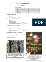 G Lit Felix Und Theo - Ein Mann Zuviel - Übungen Zum Buch 07.12