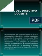 DIRIGIR_O_GERENCIAR_RECTOR_O_GERENTE.ppt