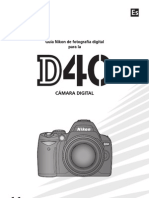 Nikon-D40 MANUAL