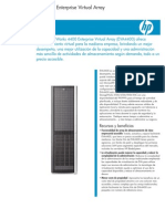 HP StorageWorks 4400 EVA - Español