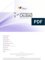 Estandares FINAL 2012-1