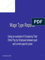 Wage Type Reporter