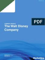 Walt Disney SWOT 2013