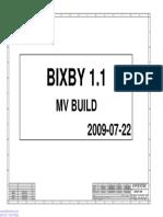 Hp Mini 110 - Inventec Bixby 1.1 - 6050a2290801 - Rev Ax1sec