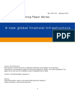 A New Global Financial Infrastructure