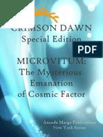 Crimson Dawn - MICROVITUM