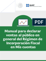 Manual Impuestos Declarar RIF