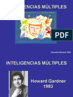 Inteligencia Múltiples
