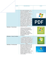 Versiones de Windows 7 Gaelih
