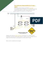 Ligação de Interruptores Intermediários 4 Way