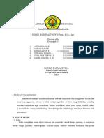 Laporan Praktikum Semisolid Krim Difenhidramin