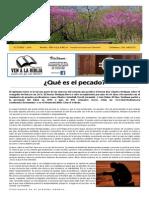 BOLETIN Ven a La Biblia 10-2014