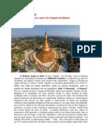 38- Budismo, Nada Em Excesso , Só o Ouro Dos Templos Budistas