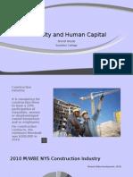 Diversity & Human Capital