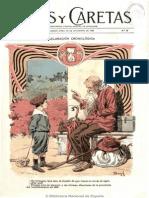 Caras y Caretas (Buenos Aires). 30-12-1899, n.º 65