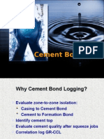 10- Log Cement Bond