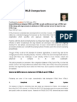 HTML4 vs HTML5 Comparison