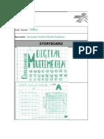 Storyboard, Guiones Técnico y Literario - Jhonatan Andrés Pinzón