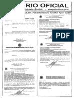 Diario Oficial 3099 de 29 de Agosto de 2007