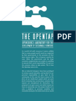 The Opentap Dosunodesign