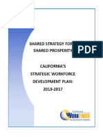 California Strategic Workforce Development Plan_2013-2017 (1)