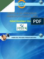 Diplomado SIAF - PRESUPUESTO