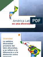 Diversidad America Latina