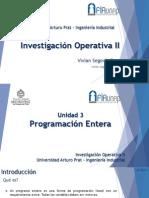 Inv.Operativa  2 Modulo 3