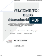 -AKU SEJATI ~ WELCOME TO MY BLOG @icenakur.blogspot.pdf