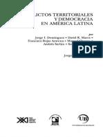 04. Conflictos Limítrofes en El Hemisferio Occidental... David Mares