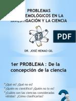 Problemas Epistemológicos en La Investigación y La Ciencia
