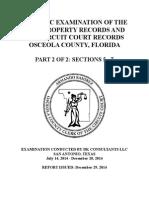 Osceola-Possible Fraud Foreclosures