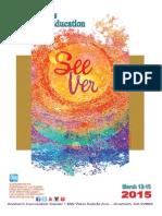 RECongress 2015 Program Book