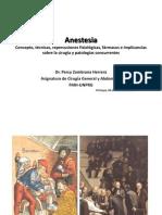 Anestesia UNPRG